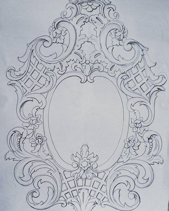 #sketch#drawingart#ornaments#design#decor#baroque#pencilart#art#handmade#drawing#patterns#graffics#zeichnung#imagen#ink#рисунок #орнаменты#узор#отрисовка#графика#набросок#отруки#эскиз#русскийстиль#ручнаяработа#иконостас#frame#красота#шедевр#мастерство