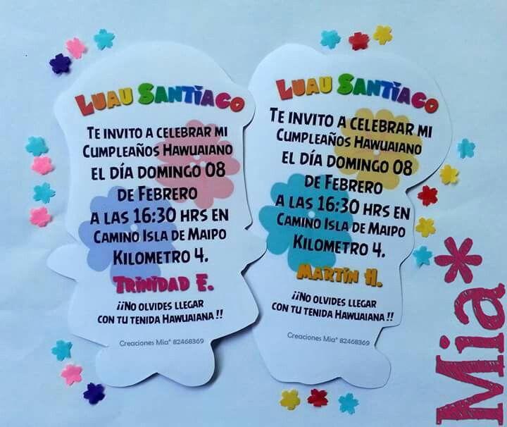 Luau Santiago