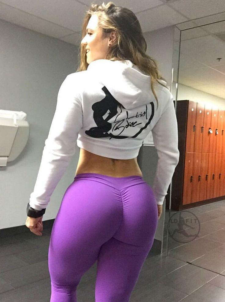Ladies Push up Booty Sexy bodybuilding Yoga Leggings Women