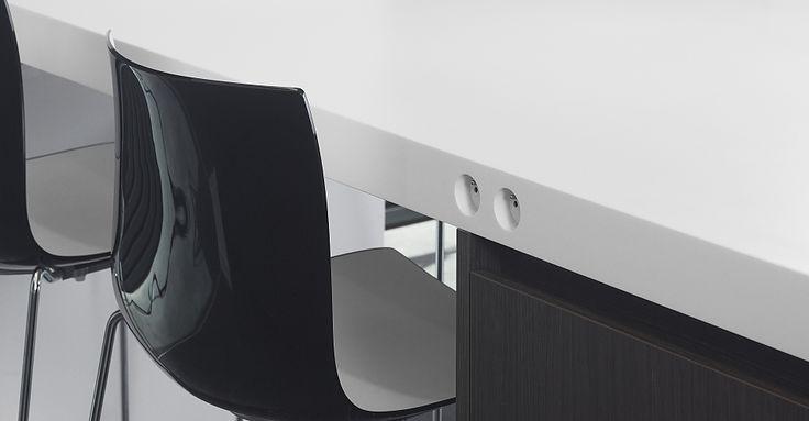Corian Werkbladen Keuken : Corian projecten :: badkamers :: burelen :: hotels :: keukens