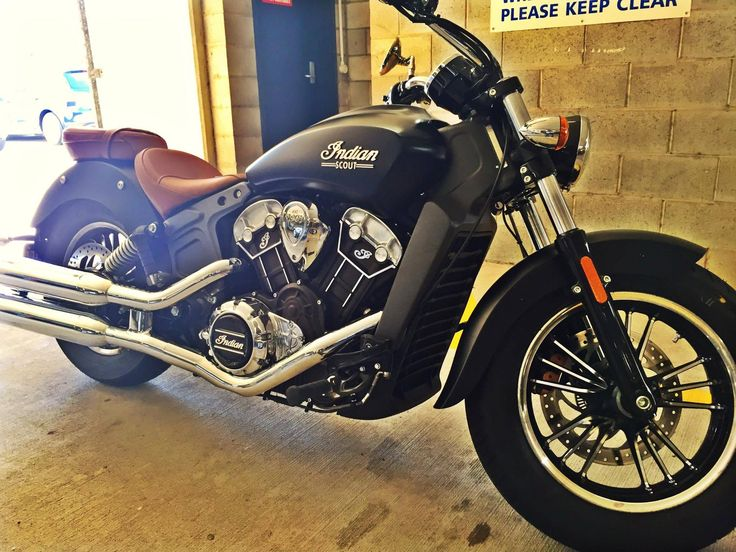 With 100hp and buckets of torque the #Indian #Scout is by no means a slouch on the road. What makes this #cruiser even more surprising is the way it handles - it doesn't need to be fought or wrestled into corners, and for a cruiser that's as special as it is rare. Come take it for a spin and see why the Scout is one of our favorites!