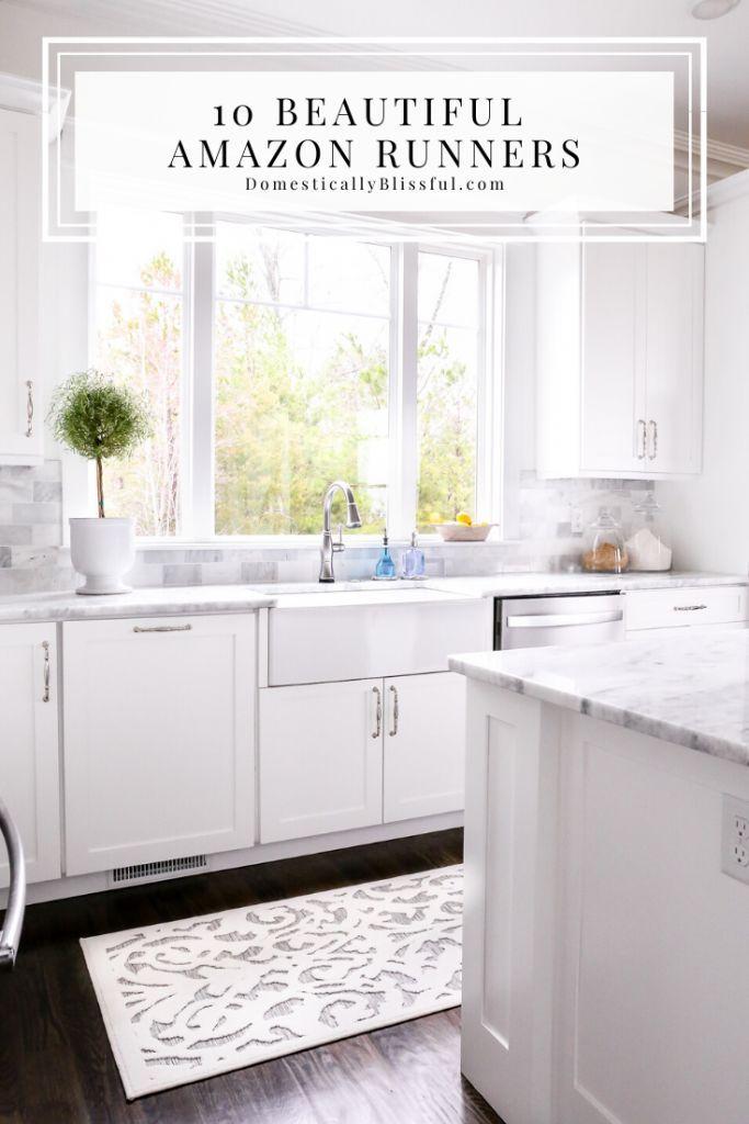 10 Beautiful Amazon Runners Kitchen Design Kitchen Decor Kitchen Runner
