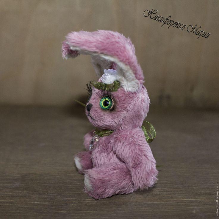 Купить Зайка тедди Ангелина - зайка, подарок девушке, игрушка зайка, зайка…