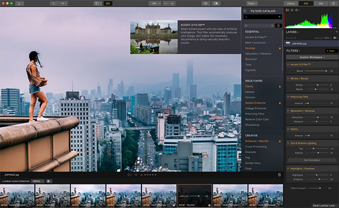 Skylum Will Release Luminar 3 With Libraries On December 18 At Last We Will Have A New Lightroom Competitor Sky Photo Software Loading Time Lightroom Presets