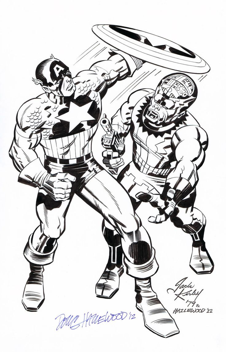 captain america pin up jack kirby hazlewood 85 by drhazlewood d5mvql9 900—1401