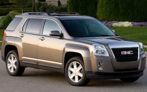 GMC terrain not the man of my dreams but a car I wouldnt mind driving