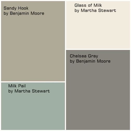 I think my colors work together, just don't know what proportions. Add burgundy to Milk Pail, gray and glass of milk.
