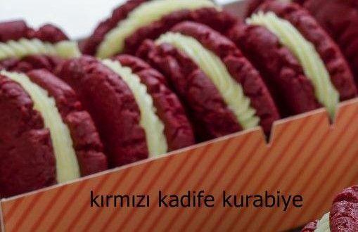 Kurabiyenizin renginin gıda boyası kullanmadan kırmızı olmasını iter misiniz? Kırmızı kadife kurabiye rengini pancardan alan renkli bir kurabiye tarifi. Pancarı kurabiyeye renk vermesi için kullanıyoruz, yoksa kurabiye tadını pancardan almıyor. Farklı ve özel tarifleri denemeyi seviyorsanız bu tarifimizi mutlaka deneyin. #tatlı #tarifleri
