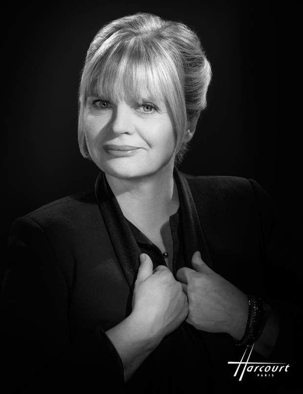 Isabelle Nanty by Studio Harcourt Paris