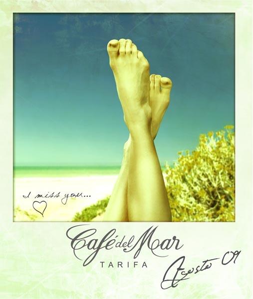 Música en Café del Mar Tarifa
