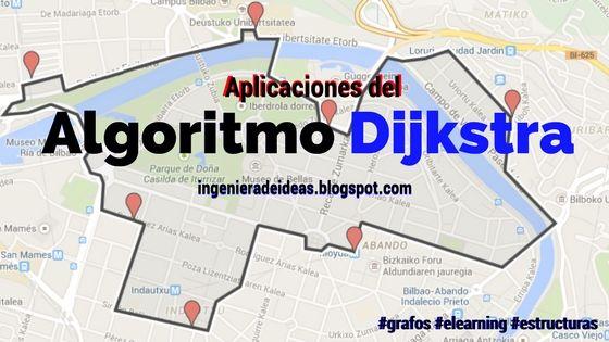 Aplicaciones del Algoritmo Dijkstra - Ingeniera de Ideas