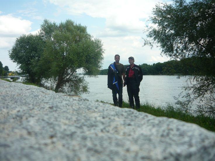 U Dunaje v Rakouském Kremsu