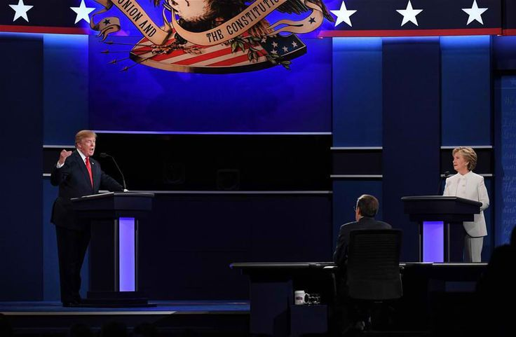 Clinton, Trump clash over Russia's alleged interference in U.S. presidential election - http://thehawk.in/news/clinton-trump-clash-over-russias-alleged-interference-in-u-s-presidential-election/