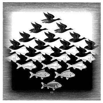 M.C.Escher (Leeuwarden, 17 juni 1898)