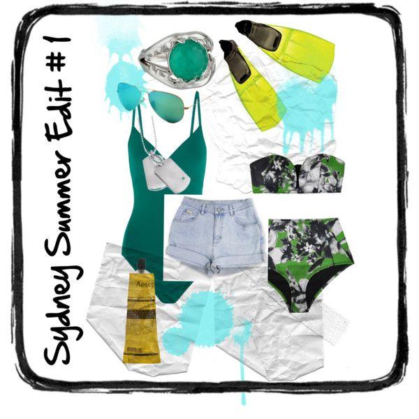 Summer Edit #1