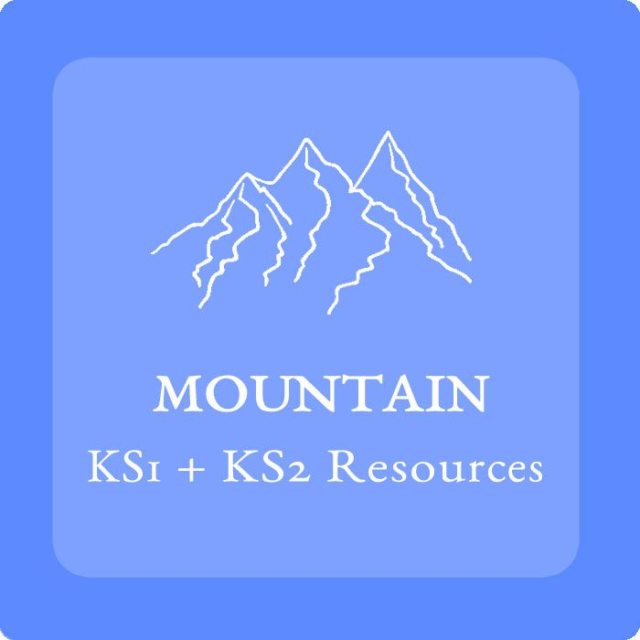 20 Best Mountains Ks2 Teaching And Learning Resources Images On
