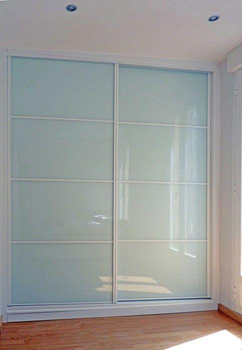 17 mejores ideas sobre puertas de armario plegables en - Puertas plegables armarios empotrados ...