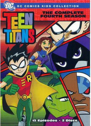 The Teen Titans join forces in this complete collection of episodes from the third season of the popular animated series. With no need for aliases like Clark Kent or Bruce Wayne, these adolescent supe