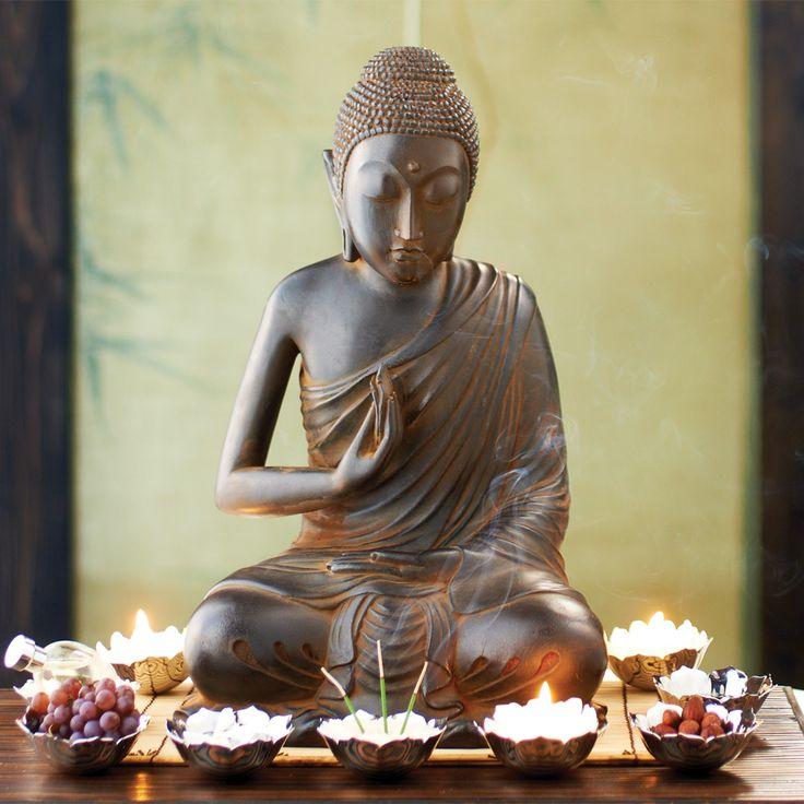 Metta Garden Buddha Statue