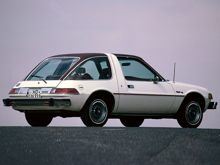 Looking at it today, the Pacer doesn't look that bad!