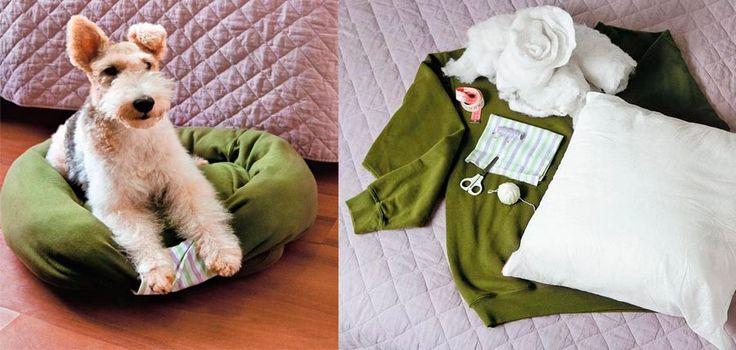 Camas+recicladas+para+tu+mascota