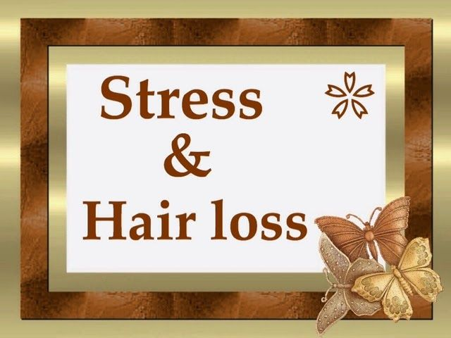 Stress and Hair Loss | #hair #beauty #health #haircare #beautytips BLOG- http://stylesbyaricahart.blogspot.com          WEBSITE- http://hairstylesbyaricahart.weebly.com