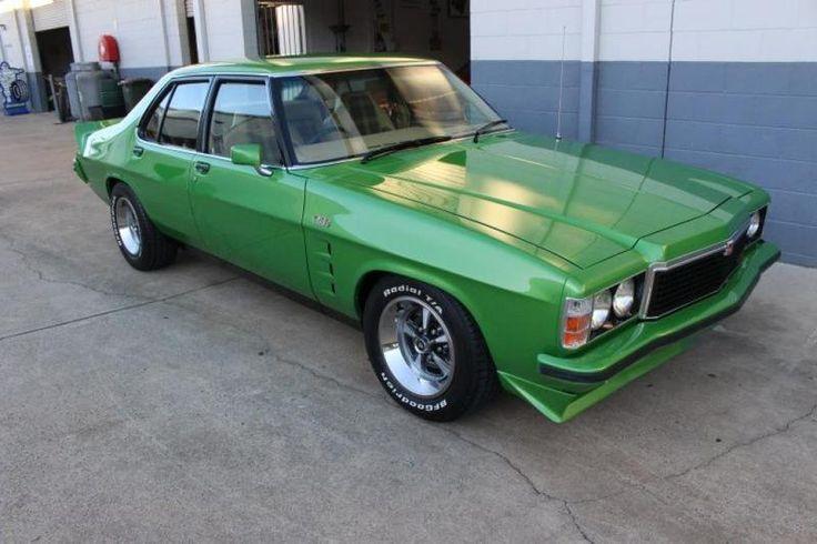 FOR SALE 1978 HOLDEN MONARO GTS HZ