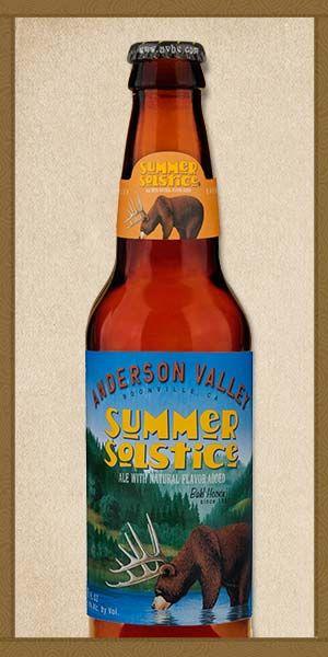 Summer Solstice - Anderson Valley Brewing Company