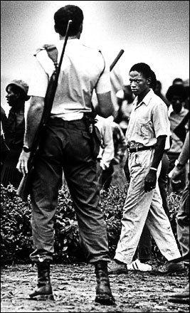 Revisiting apartheid photos.