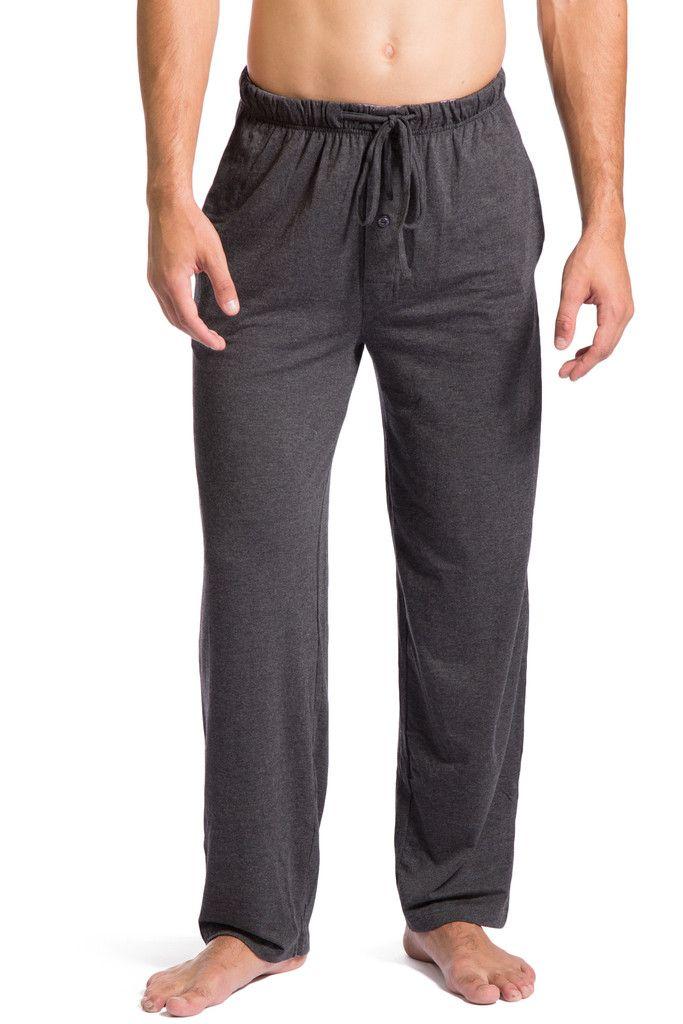 Men's Pajama Pants Ecofabric All Day Comfort Jersey Pants – Fishers Finery