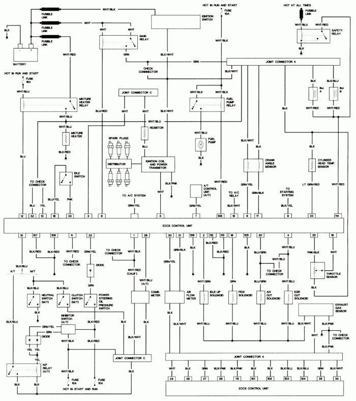 15 Dayton 6a855 Wiring Diagram Nissan Pathfinder Nissan Trucks Nissan