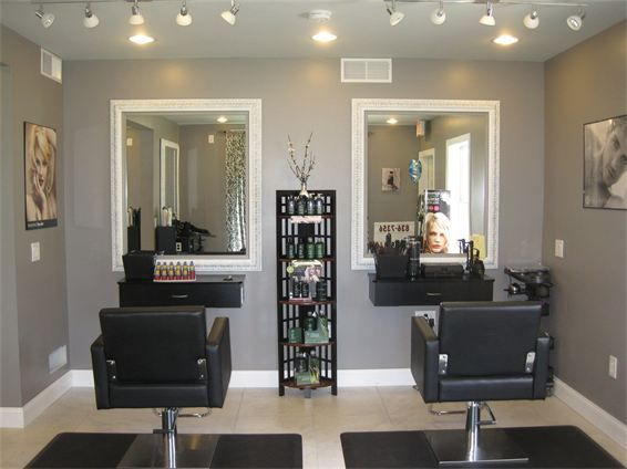 85 best images about home salon ideas on pinterest for How to make a beauty salon at home