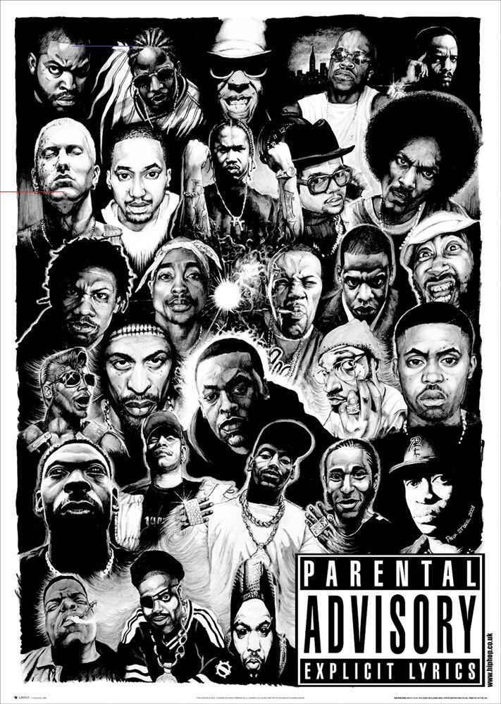 Rap Gods Black White Black White Rap Gods Plakat Emp Br Hip Hop Poster Hip Hop Art Rap Wallpaper