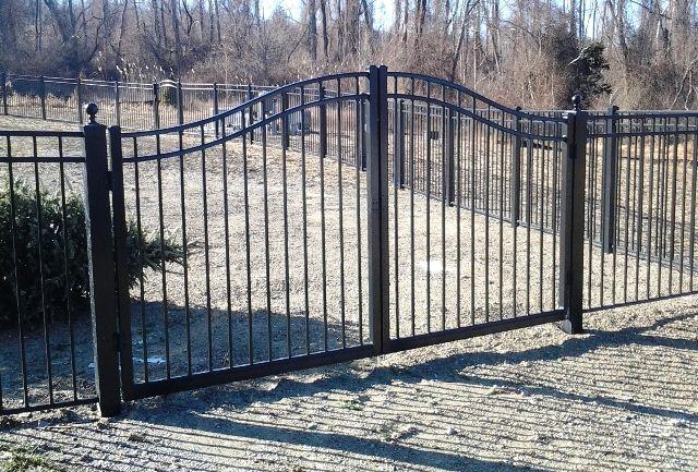 178 Best Aluminum Gates Doors Images On Pinterest