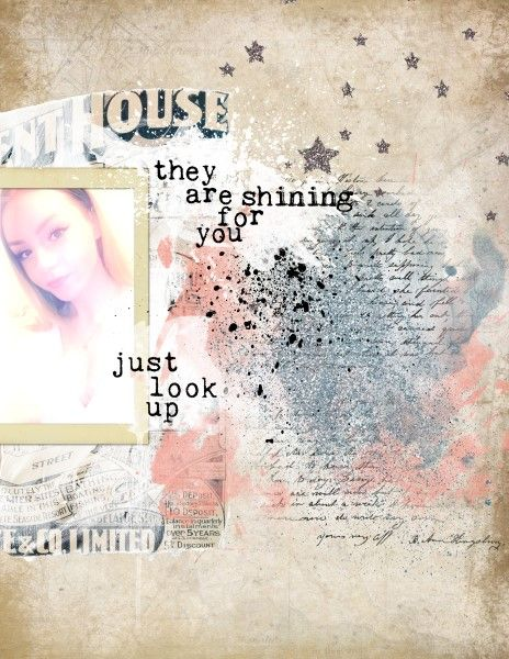 Shine - Credits: Room-19-Project-4-Astrology by Sissy Sparrows.