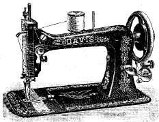 10 Images About S Machine Davis Sewing Machine Co