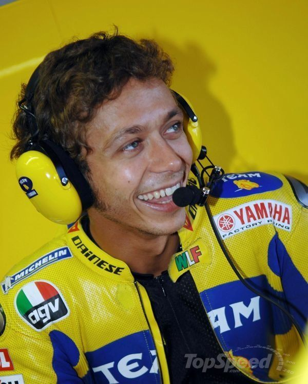 Valentino Rossi is back on track - DOC110275