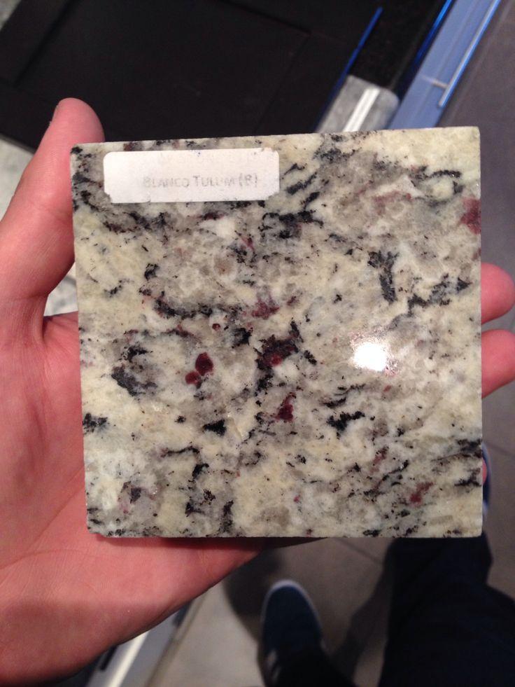 Granite for new house kitchen!