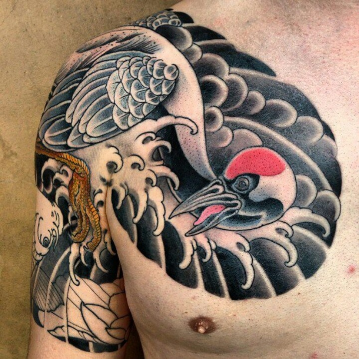 19 Best Images About Quarter Sleeve Tattoos On Pinterest
