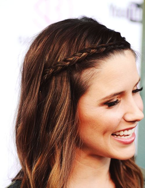 Sophia Bush Hair Wish I could do that for myself