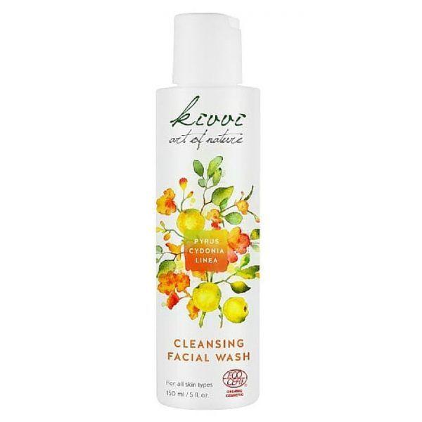 Kivvi ekologiczny płyn do oczyszczania twarzy, kosmetyk organiczny 150 ml