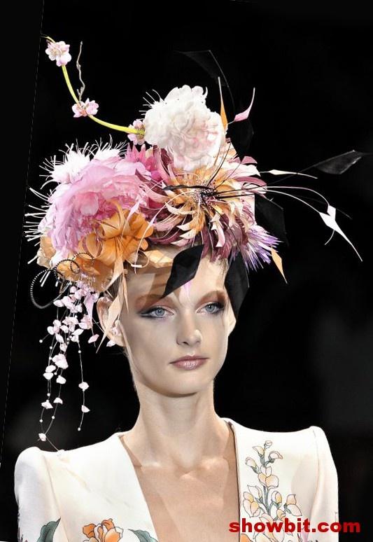 Philip Treacy Fascinators Hats Pinterest Flower