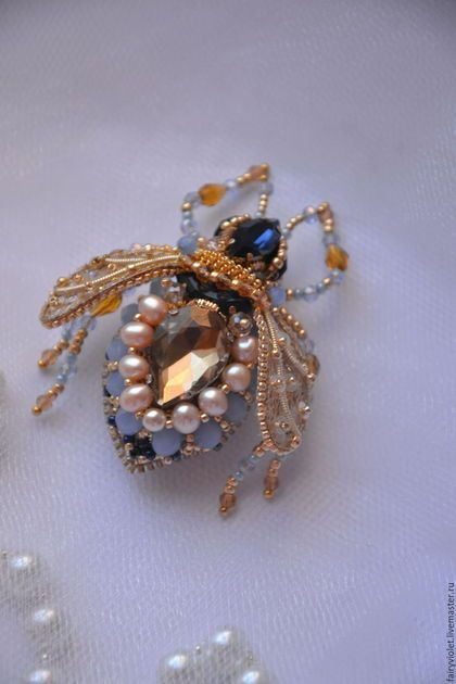 Such a lovely beaded beetle!