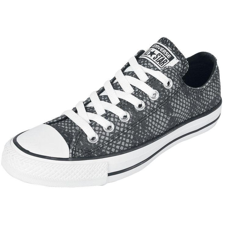 "Converse Sneakers, Vrouwen ""Chuck Taylor All Star - OX"" grijs Online kopen @ Large"