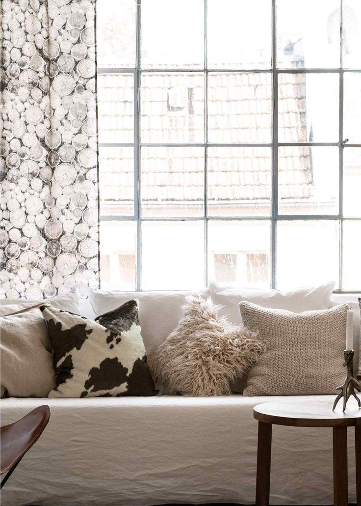 Rideau design les dernières nouveautés pour habiller ses fenêtres avec élégance
