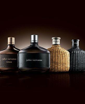 John Varvatos Fragrance Collection for Men - Cologne & Grooming