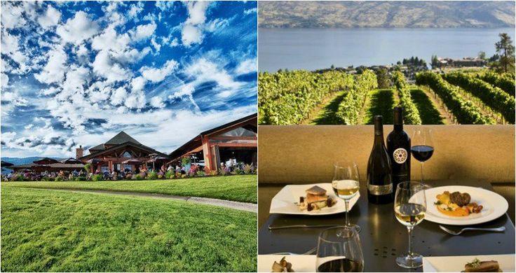Did you know that 6 Okanagan establishments made Canada's top 100 outdoor dining restaurants? | KelownaNow