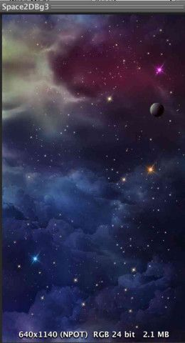 Space 2D Scrolling Shooter Background #Shooter#Scrolling