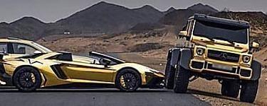 Su nombre es Andres Martínez, es el propietario de una flota de autos de oro y cómo consiguió el