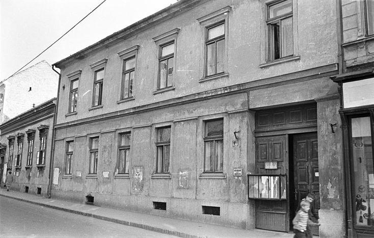 Ferencesek utcája (Sallai utca) 27.